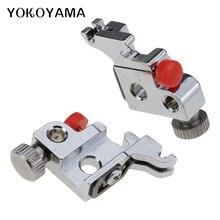 YOKOYAMA прижимной кронштейн адаптер оснастки Швейные машины для ручной работы швейные инструменты аксессуары адаптер прижимной держатель для ног