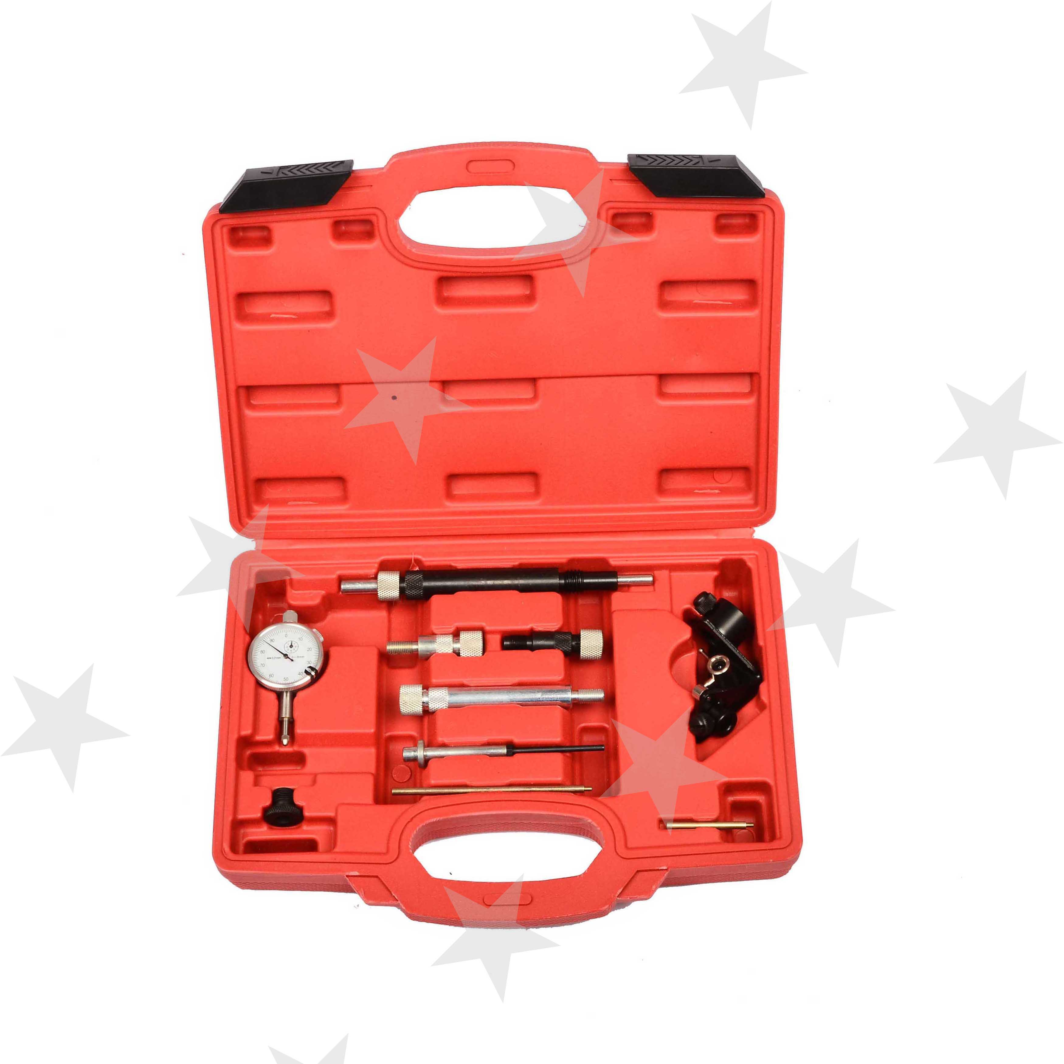 Diesel Fuel Pump Timing Indicator Tool Set For VE Kikki Lucas CAV Roto