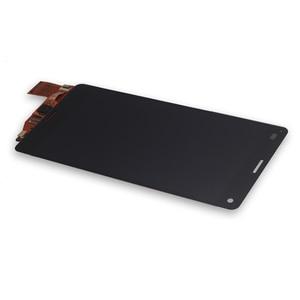 Image 2 - 4,6 inch AAA display Für Sony Xperia Z3 compact LCD touch screen digitizer ersatz für Z3 mini D5803 d5833 LCD reparatur teile