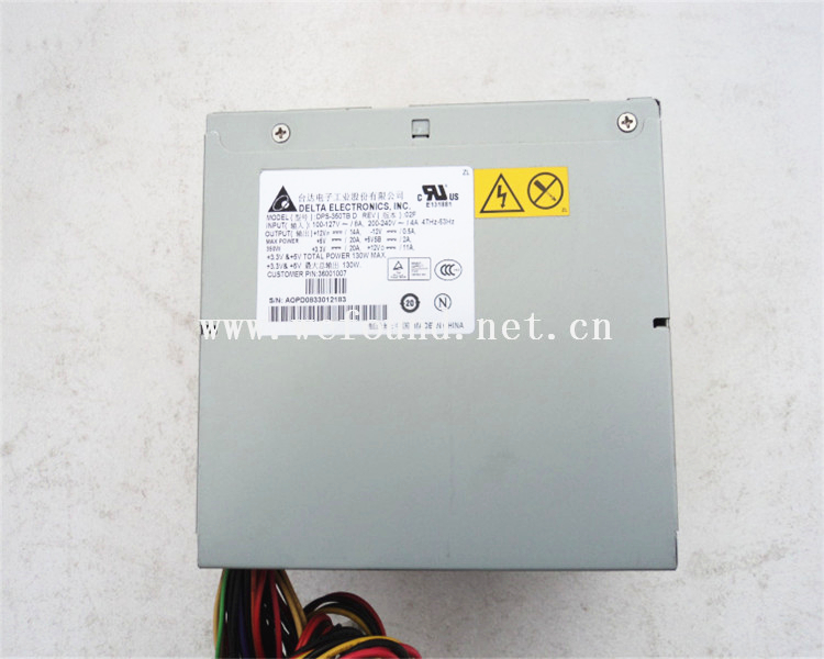 100% working power supply For DPS-350TB D 02F 350W 36001007 T168 T468 T280 Fully tested 100% working power supply for dps 500gb n 500w fully tested