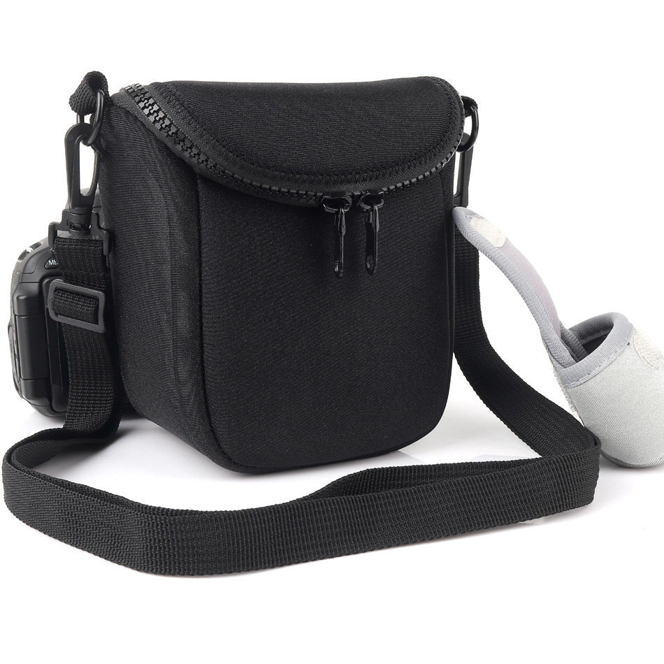 Camera Bag Case Cover for Panasonic <font><b>LUMIX</b></font> LX100 LX7 LX5 <font><b>LX3</b></font> GM1 GX7 GF8 GF7 ZS60 ZS50 ZS40 ZS110 TZ100 TS30 SZ10 TZ100 TZ90 TZ80 image
