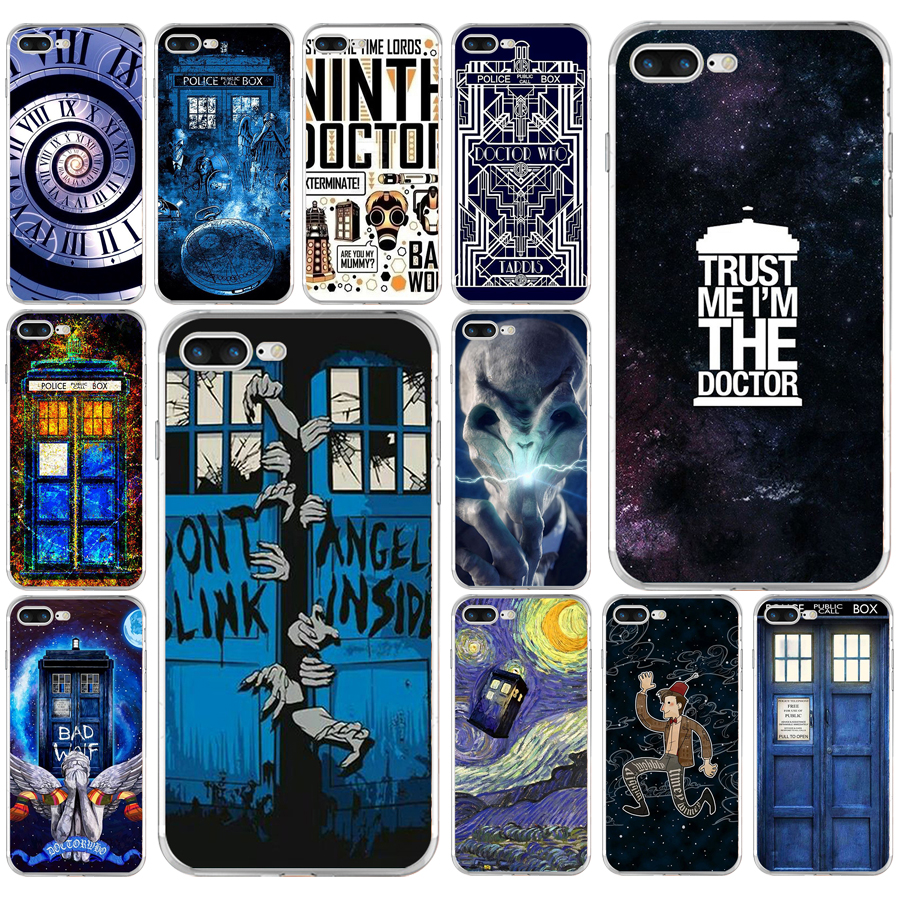 Cellphones & Telecommunications 249fg Tardis Box Doctor Who Soft Tpu Silicone Cover Case For Apple Iphone5 5s Se 6 6s 7 8 Plus X Xr Xs Max Strengthening Sinews And Bones