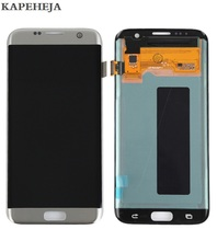 Super AMOLED LCD Display For Samsung Galaxy S7 Edge G935 G935F LCD Display Touch Screen Digitizer Assembly