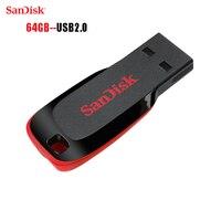SanDisk Flash Disk USB-Stick Mini-Stick USB 2.0-Stick Memory stick USB disk 64 gb