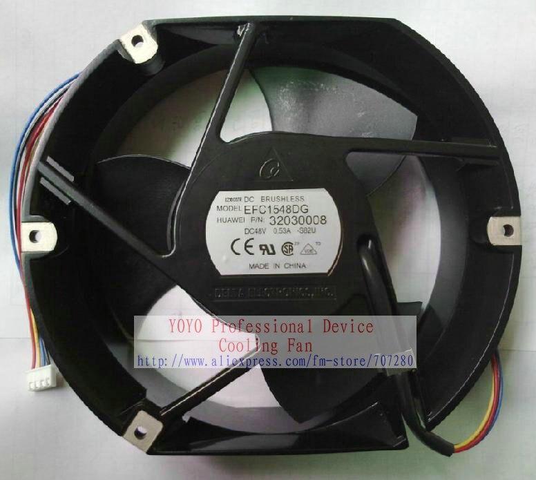 Original 17250 EFC1548DG 48V 0.53A Cooling Fan