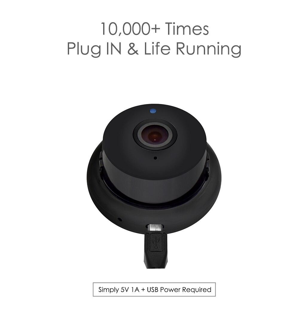 Wistino 960P Wireless IP Camera VR Mini WIFI Camera IR Night Vision Smart Home Security Camera Onvif Monitor Baby Monitor 2 (7)