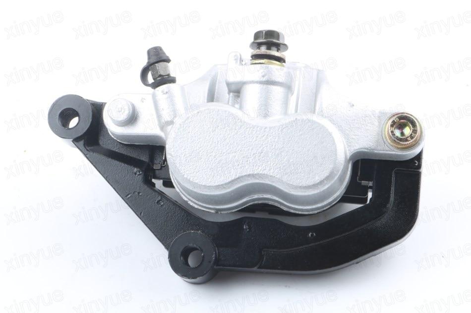 SR125 XV125 XV250 Virago Brake Caliper Assembly  4HM-2580T-00 carburetor xv250 xv125 qj250 aluminum carburetor assy for yamaha virago 125 xv 125 xv 250 xv 125 qj250 1990 2014