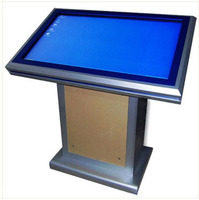 Best Price 32 IR Touch Screen Frame Kit without glass, Interactive 6 Touch Points,16:9 Screen for touch table, kiosk etc
