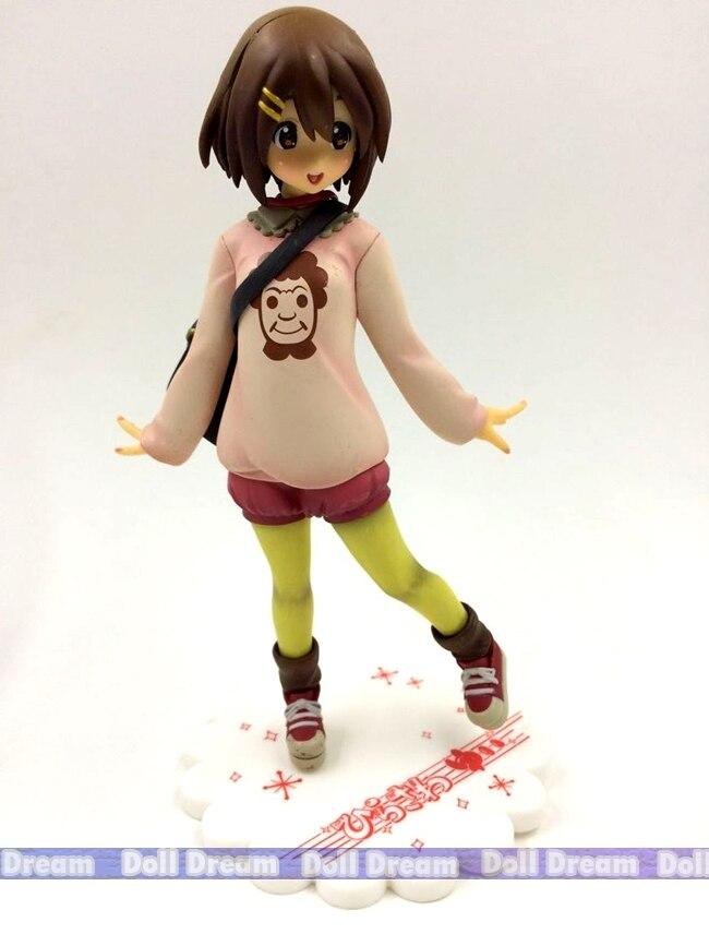 Action- & Spielfiguren K-AUF SET 4 STÜCKE TSUMUGI KOTOBUKI AKIYAMA MIO TAINAKA RITSU & NAKANO AZUSA