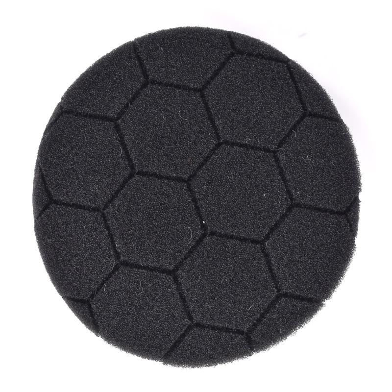 5Pcs Car Polishing Sponge Foam Pads 3/4/5/6/7 Inch Buffing