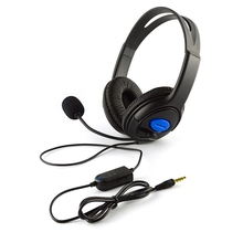 Stereo Gaming Headset Wired 3.5mm Stereo Earphone for Xbox one PS4 PC Surround Sound with Microphone Noise Canceling Earphone цена 2017