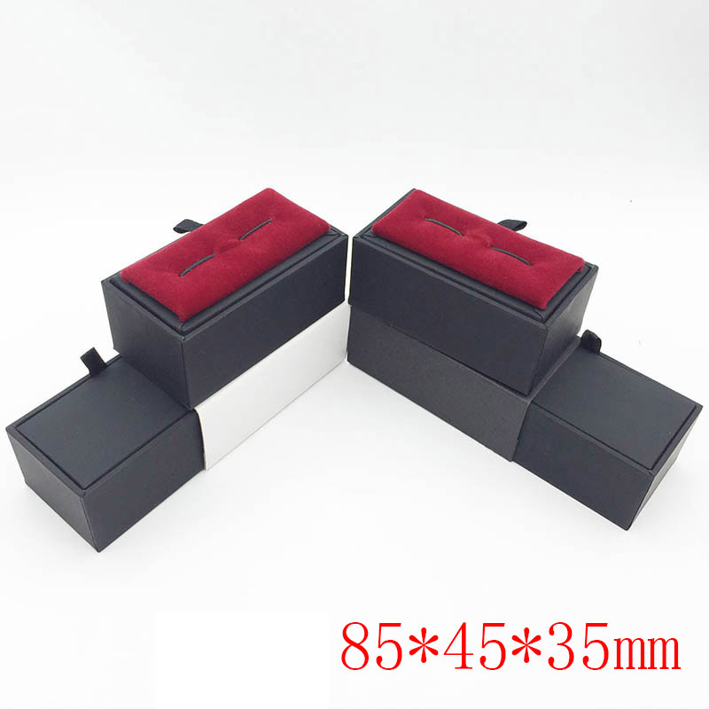 VAGULA Cufflink Box New Cuff Links Case Gemelos Box Jewelry Box 17