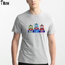4136e348909a Cartoon Thomas And His Friends Funny T Shirt Men Women Fitness Boys T-shirt  Odd Future Wolf Gang Tyler The Creator Anime Tshirts