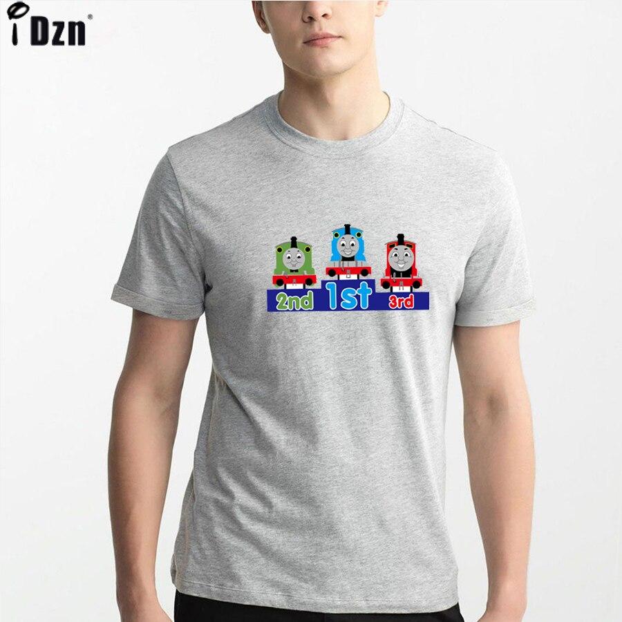 Cartoon Thomas And His Friends Funny T Shirt Men Women Fitness Boys T-shirt Odd Future Wolf Gang Tyler The Creator Anime Tshirts