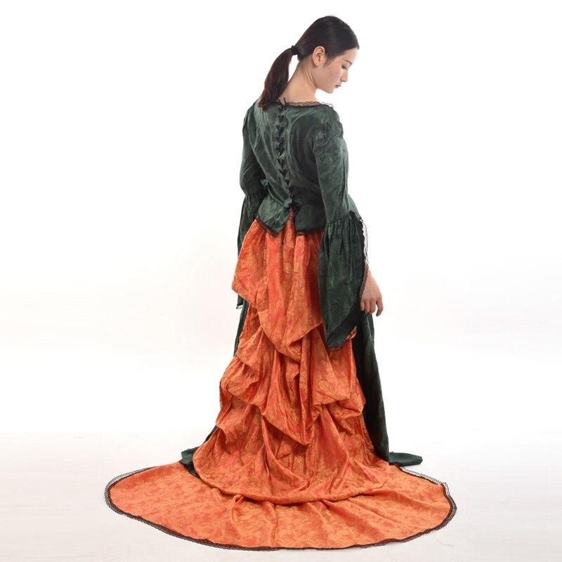 Վերածննդի զգեստ Vintage Վիկտորիանական - Կարնավալային հագուստները - Լուսանկար 2