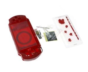 Image 3 - Ag capa de substituição para psp 1000 psp1000, kit de botões de carcaça completa com a melhor qualidade