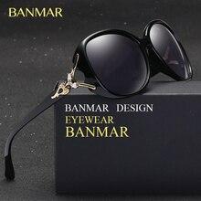 BANMAR Marca Diseñador Fox Decoración gafas de Sol Mujer de Lujo de Moda de Verano Gafas de Sol Gradiente Gafas de Sol Hembra BM8842