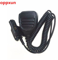 oppxun 1PCS Speaker Microphone for Motorola HT1000 XTS1500 XTS2500 XTS3000 XTS3500 MT2000 Radio