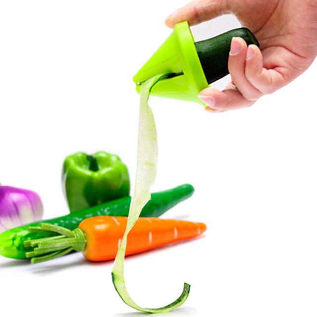 Spiral Steel Vegetable Slicer