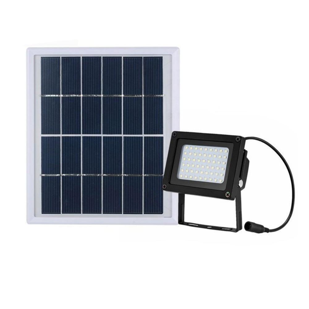 ICOCO IP64 54 LED Solar Light Sensor Light Eco-friendly Outdoor Garden Lawn Street Security Lamp Light Waterproof