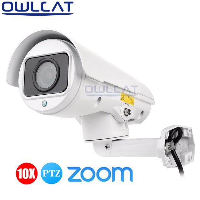 Здесь можно купить   2016 New Special Offer Cmos Owlcat 1080p 2mp 4mp Full Hd Bullet Ip Camera Ptz 4x 10x Zoom Auto Focus Network Outdoor P2p Onvif Строительство и Недвижимость