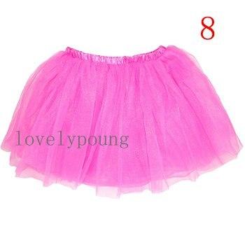 Дешевые юбка-пачка, юбка для девочки в акционной цене, девушки юбка - Цвет: pink