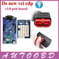 New Arrival New vci CDP with best chip PCB Board 3.0 Version TCS CDP PRO PLUS Bluetooth for OBD2 / OBDII Cars and Trucks