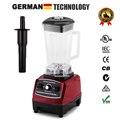 EU/REINO UNIDO/EUA/AU Plug 3HP BPA LIVRE classe comercial casa profissional de smoothies liquidificador batedeira espremedor de alimentos processador de frutas