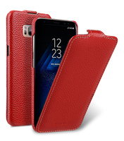 Up and Down Flip Case For Samsung Galaxy S8 Case Cover For Samsung Galaxy S8 Plus Genuine Leather Phone cases