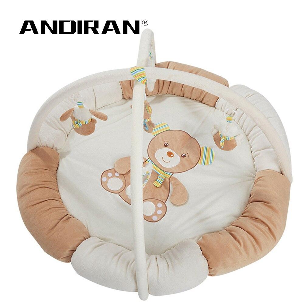 Bébé Gym tapis de jeu multifonctionnel bébé jouer couverture enfants tapis tapis éducatif ramper activité tapis jouets