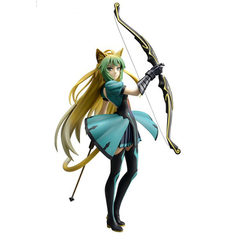 22cm Japanese Anime Figure Original Fate/Apocrypha Atalanta Action Figure Collectible Model Toys For Boys