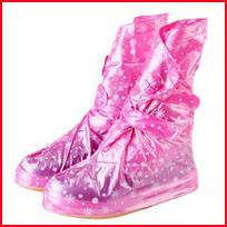 reusable-Rain-shoes-cover-Women-men-kids-children-thicken-waterproof-Boots-Cycle-Rain-Flat-Slip-resistant