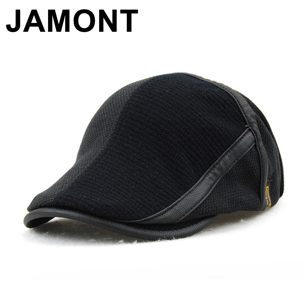 Jamont Winter Elderly Men Hat