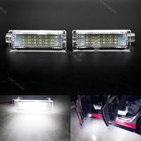 Super Bright Car LED Error Free LED Courtesy Lamp Glove Box Under Door Foot Light For