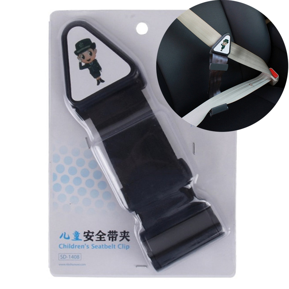 Hot Selling Car seat belt /Bus Truck Automobile Child safety belt Strap Seatbelt Clip Oxford cloth Top Baby Car Safety Clamp UZ