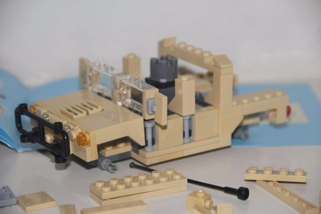 Humvee 235pcs 1