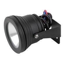 1pc Case 10W rainproof LED Flood Light lamp Wash Pool Waterproof Light Spot Lamp 12V Outdoor lighting led spotlight floodlight