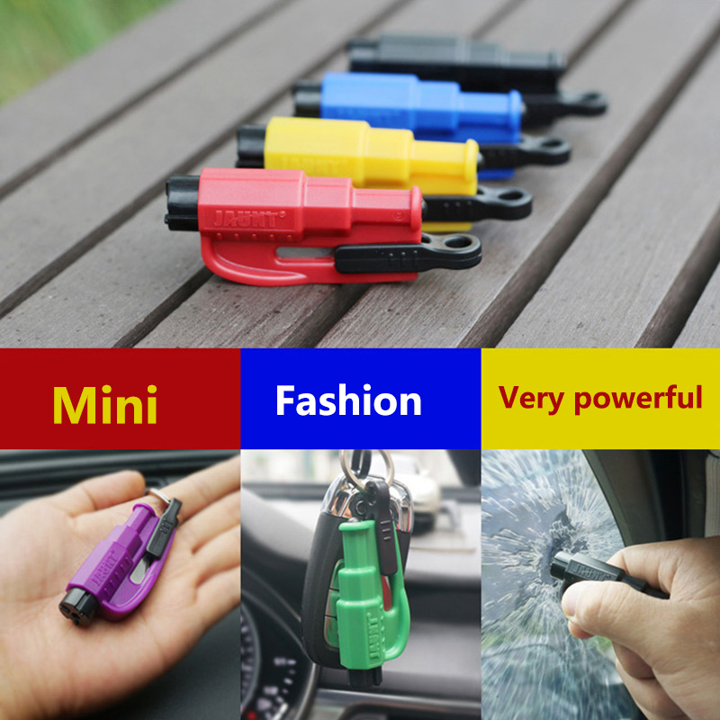 High Quality Versatile Portable Safety Tool Safe Escape Emergency Hammer Rescue 1 Second Break All Vehicle