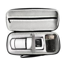 Taşınabilir EVA Durumda için Staresso espresso kahve makinesi Seyahat Taşıma Çantası Koruma çanta Çanta El Çantası