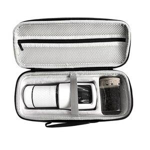 Image 1 - Tragbare EVA Fall für Staresso Espresso Kaffee Maker Reise Tragetasche Schutz Lagerung Tasche Tasche Hand Tasche