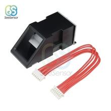 FPM10A Fingerprint Reader Sensor Module Optical Fingerprint Module Locks Serial Communication Interface цена и фото