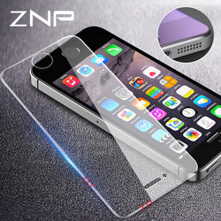 ZNP Ultra-thin Tempered Glass On The For iPhone 5S 5 SE 5C Screen Protector 9H Anti Protective Film Glass For iPhone 5 Se