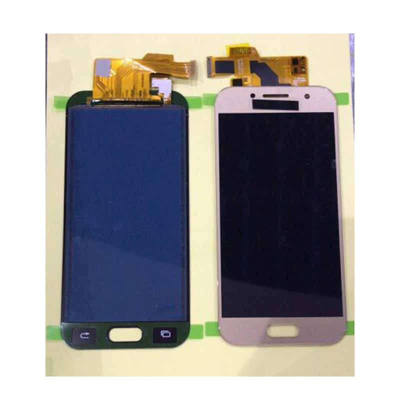 For Samsung Galaxy A3 2017 <font><b>A320</b></font> A320F A320M A320Y <font><b>LCD</b></font> Display touch screen digitizer assembly adjust brightness image