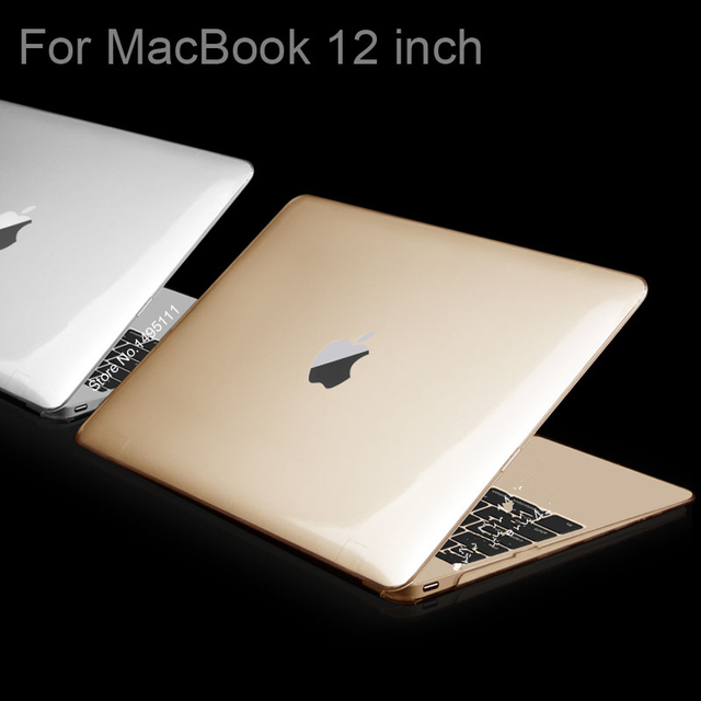 1307ff931383 US $13.35 | Fashion GOOD Quality ULTRA THIN Matte Case For Apple macbook 12  inch laptop bag For Mac book 12inch Retina DISPLAY-in Laptop Bags & Cases  ...