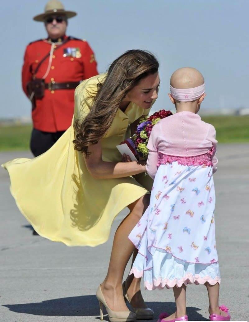 2018 New Yellow Solid Kate Middleton Princess Chiffon Dress Fashion Button Design Short Sleeve Pleated Dresess 5080