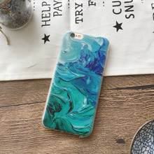 Graffiti Painting Personality Phone Cover For Apple Iphone 5 5s Se Case Soft Silicon Coque