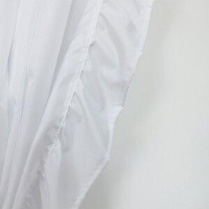 Image 3 - Uالجمعة الأبيض الدانتيل دش الستار حمام ستارة للحمام مقاوم للماء Moldproof البوليستر الحمامات الستار أنيقة ديكور المنزل
