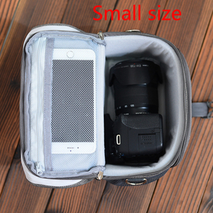 Image 5 - wennew New Waterproof Camera Bag for Nikon Canon SONY Panasonic Olympus FUJIFILM Photography Photo Case Lens Backpack DSLR Bag