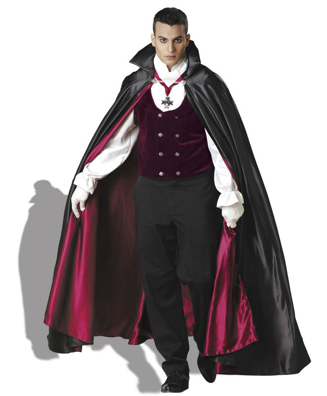 high quality adult mens vampire costume halloween party dracula vampire costumes fancy cosplay outfit clothing - Halloween Dracula Costumes