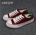 AREQW 2016 summer fashion new white canvas shoes female han edition white shoe cloth shoes casual shoes